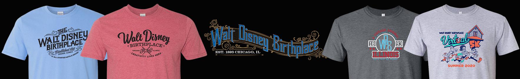 Walt Disney Birthplace