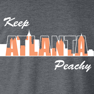 Keep Atlanta Peachy