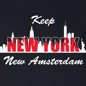 Keep New York New Amsterdam