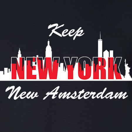Keep New York New Amsterdam