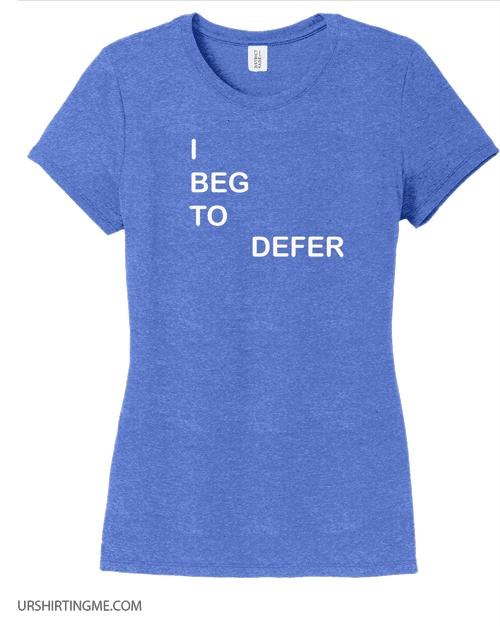 Defer