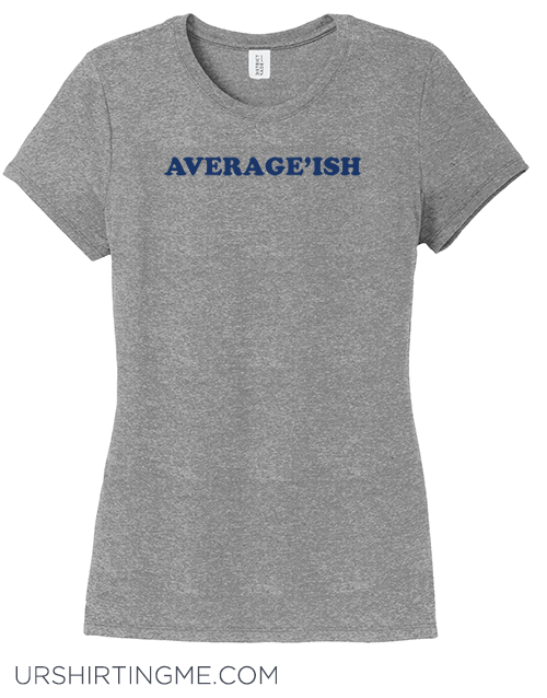 Averageish