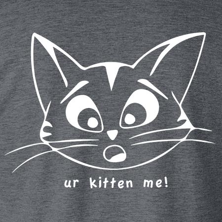 UR Kitten Me