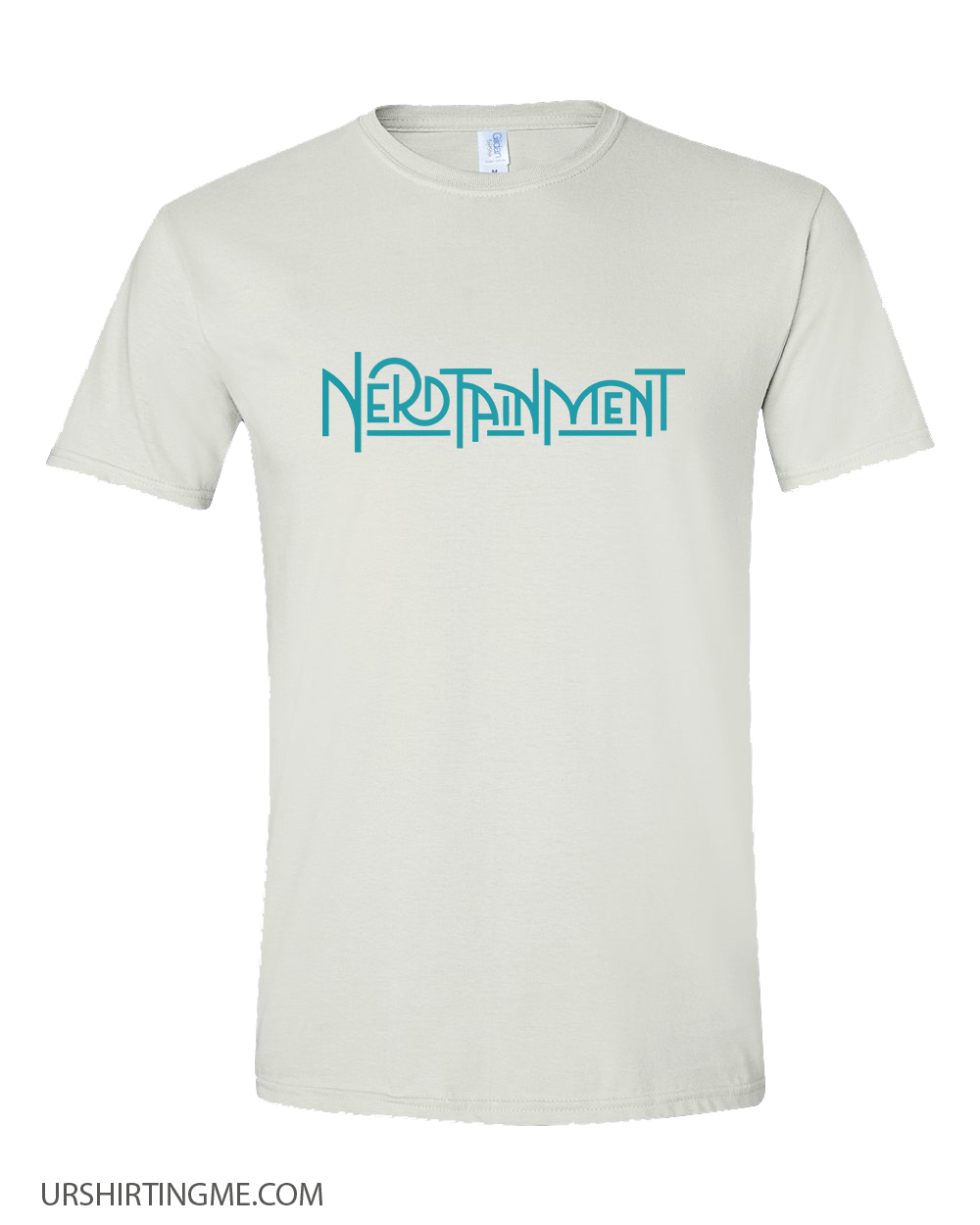 Nerdtainment Logo Teal