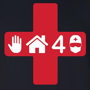 Stay Home 4 Us Symbols