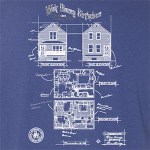 Walt Disney Birthplace Blueprint
