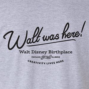 Walt Was Here