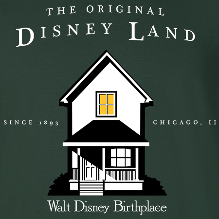 Walt Disney Birthplace Disneyland