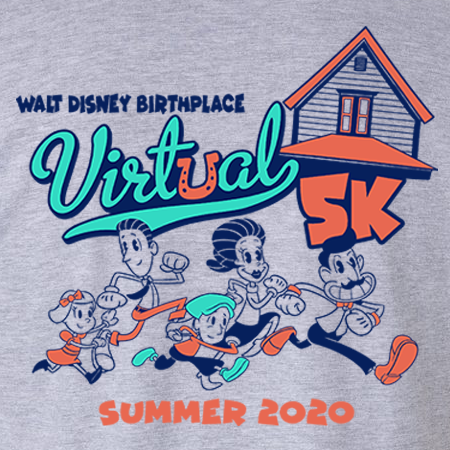 WDBP Virtual 5K