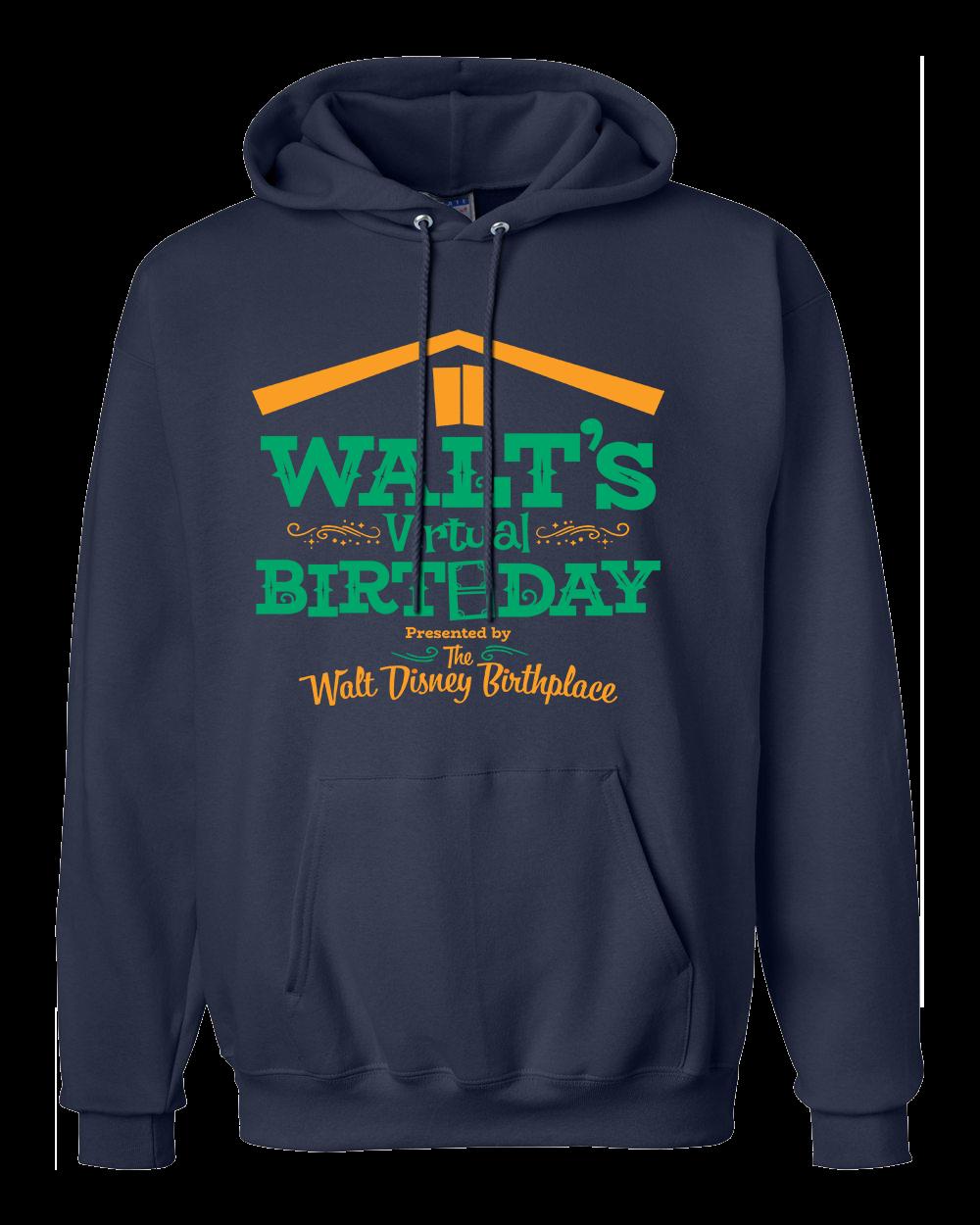 Walts Virtual Birthday