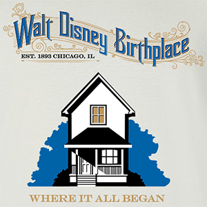 Walt Disney Birthplace Where It All Began