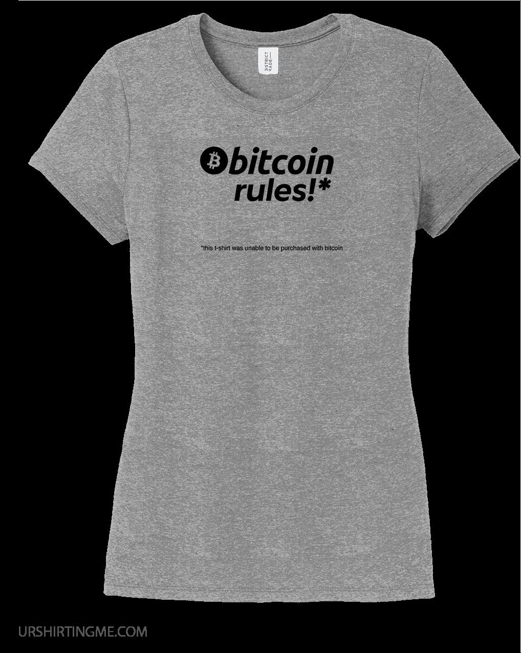Bitcoin Rules
