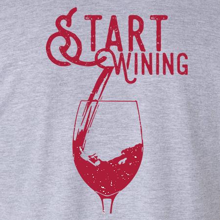 Start Wining