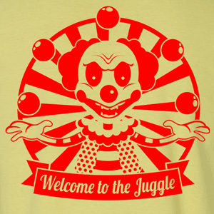 Welcome To The Juggle