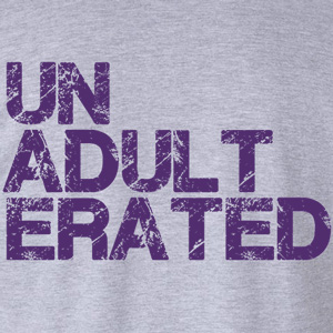 Unadulterated