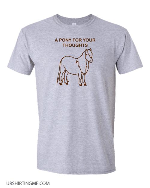 A Pony
